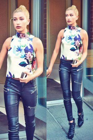 Hailey Baldwin & Kylie Jenner Step Out In NYC