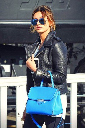 Hailey Baldwin out and about in LA