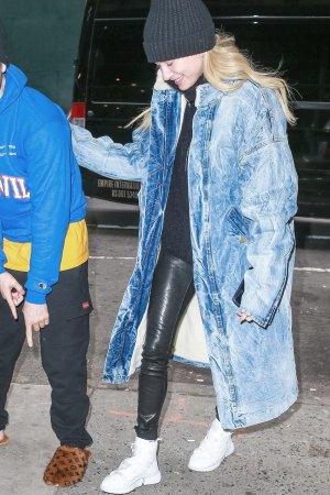 Hailey Baldwin out and about in NYC