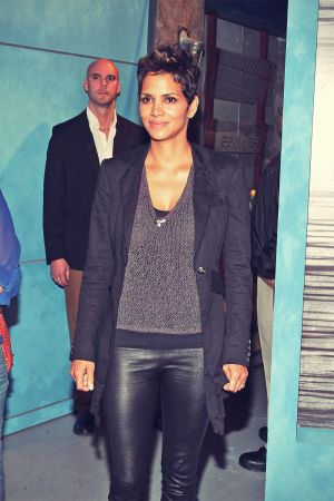 Halle Berry appearance on Univision Despierta America