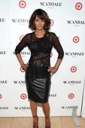 Halle Berry launches her new lingerie line the Scandale Paris