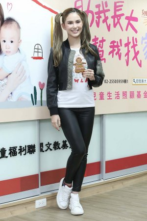 Hannah Quinlivan attends an activity