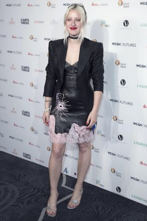 Harriet Verney at the WGSN Futures Awards
