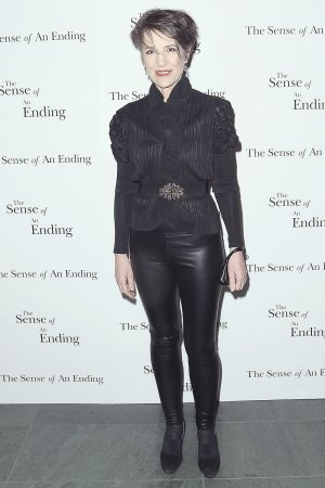 Harriet Walter attends 'The Sense Of An Ending' New York Screening