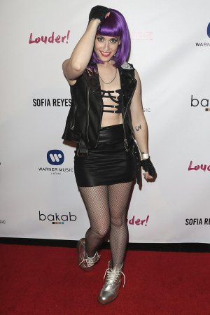Heather Dawn Bright attends Sofia Reyes album release party