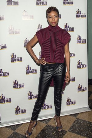 Heather Headley attends the WBLS 107.5 & 1190 WLIB celebrate black music month