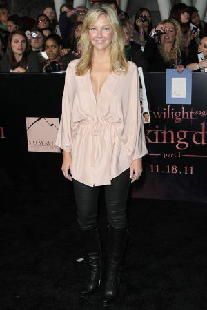 Heather Locklear at The Twilight Saga:Breaking Dawn-Part 1 premiere