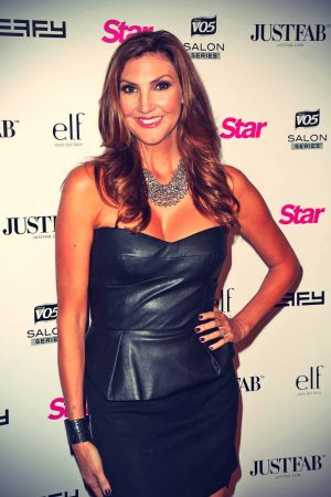 Heather McDonald attends STAR magazine's Scene Stealers Event