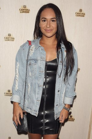 Heather Watson attends The Great Eight Guacamoles Launch Party