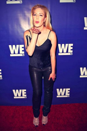 Heidi Montag attends the The Evolution of The Relationship Reality Show