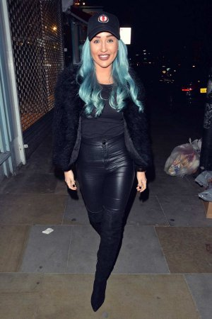 Helen Briggs leaving Jake Sims' Record Launch