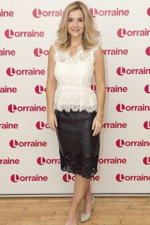 Helen Skelton at Lorraine TV Show