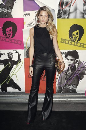 Helena Bordon attends Carine Roitfeld X Circo Loco party