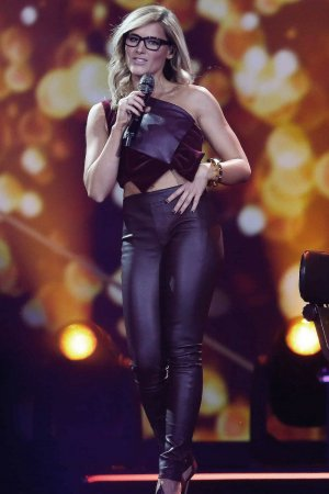 Helene Fischer performs at Die Helene Fischer Show