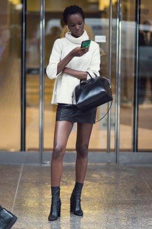 Herieth Paul attends the 2016 Victoria's Secret Fashion Show