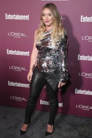 Hilary Duff attends Entertainment Weekly Pre-Emmy Party