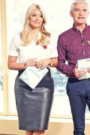 Holly Willoughby at This Morning