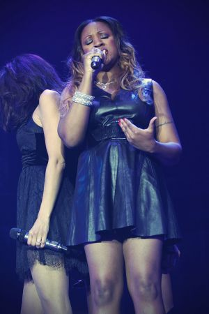 Honeyz at The Big Reunion concert tour