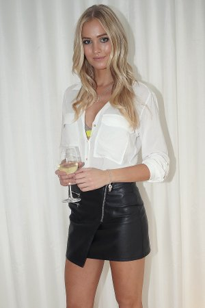 Ianthe Rose Cochrane Stack attends Pretty Little Thing Launch Night