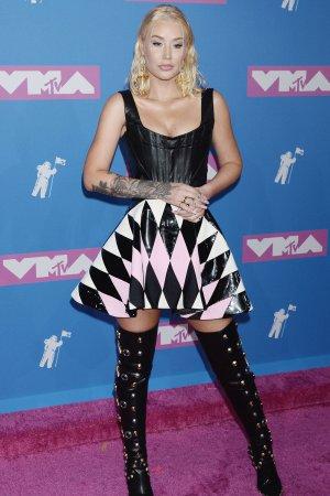 Iggy Azalea attends 2018 MTV Video Music Awards