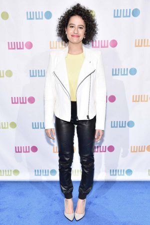 Ilana Glazer attends Worldwide Orphans 12th Annual Gala