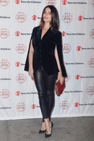 Ilaria Spada attends Save the Children Charity Party