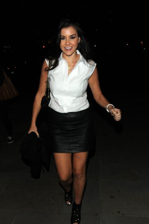 Imogen Thomas at Sushi Samba in London