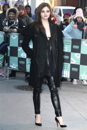 India Eisley attends AOL Build Series