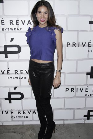 Ingrid Levin attends Prive Revaux Eyewear's Flagship Launch Event