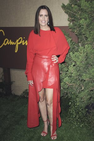 Ione Skye Leitch at LA Premiere of HBO's Camping