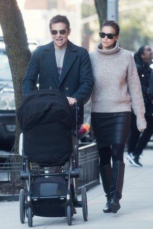 Irina Shayk stroll through West Village