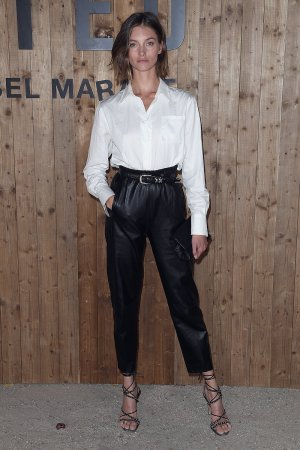Iris van Berne attends Isabel Marant x L'Oreal launch party