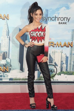 Isabella Amara attends Spider-Man Homecoming Los Angeles Premiere