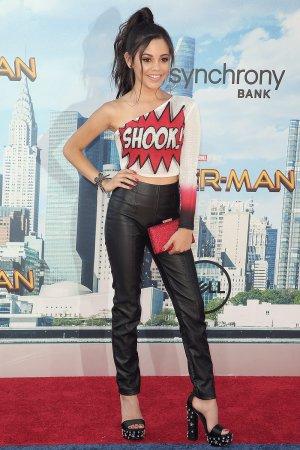 Isabella Amara attends Spider-Man Homecoming Los Angeles Premiere