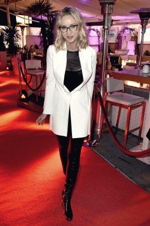 Isabella Hubner attends Skinnovation Night in H'ugo's Tresor-Lounge