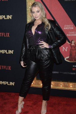Iskra Lawrence attends Premiere of Netflix's 'Dumplin'