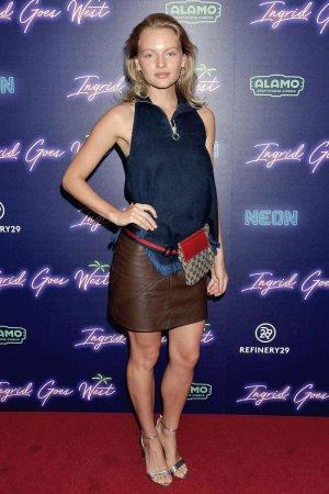 Izabella Ferrell attends Ingrid Goes West film premiere