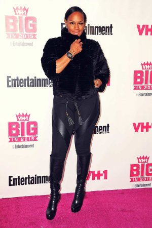 Jackie Christie attends VH1 Big In 2015 With Entertainment Weekly Awards