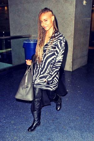 Jada Pinkett Smith at LAX Airport