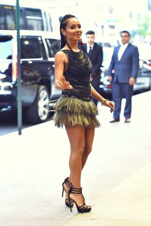 Jada Pinkett Smith steps out in Manhattan