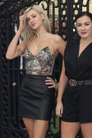 Jahannah James attends The House with a Clock in Its Walls UK Premiere