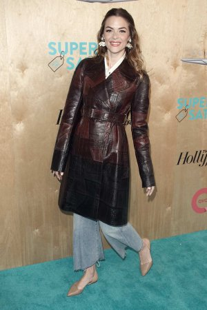 Jaime King attends Ovarian Cancer Research Fund Alliance