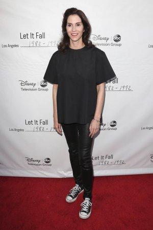 Jami Gertz attends Let It Fall Los Angeles 1982-1992' TV show premiere