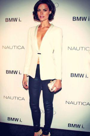 Jaimie Alexander attends 2013 GQ Gentlemen's Ball