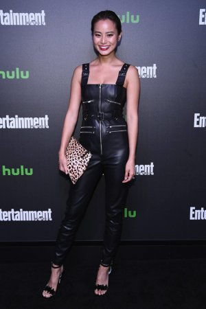 Jamie Chung attends Hulu's New York Comic Con