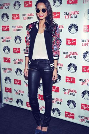 Jamie Chung attends Only Lovers Left Alive Screening