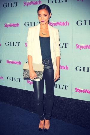 Jamie Chung attends People StyleWatch Denim party