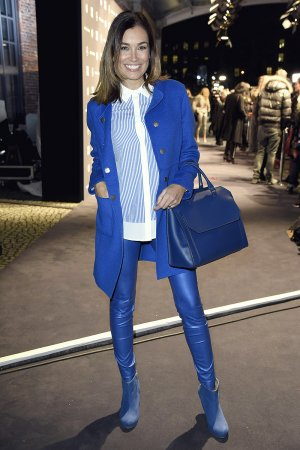 Jana Ina Zarrella attends Riani Fashion Show