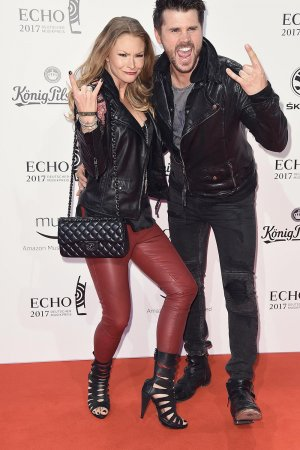 Jana Julie Kilka attends ECHO Music Awards