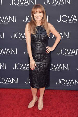 Jane Seymour at the Jovani Los Angeles Store Opening Celebration